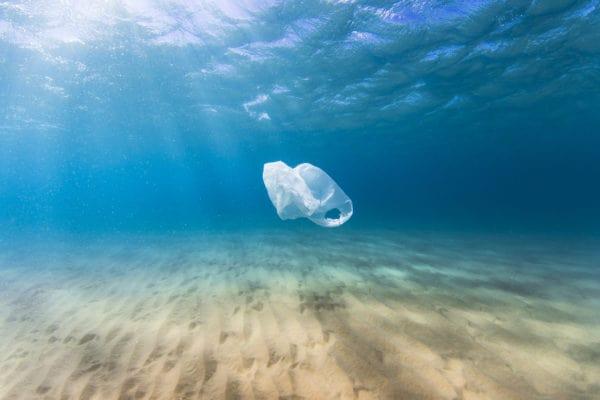 Plastics waste
