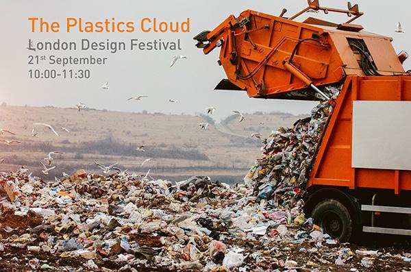Plastics Cloud London Design Festival