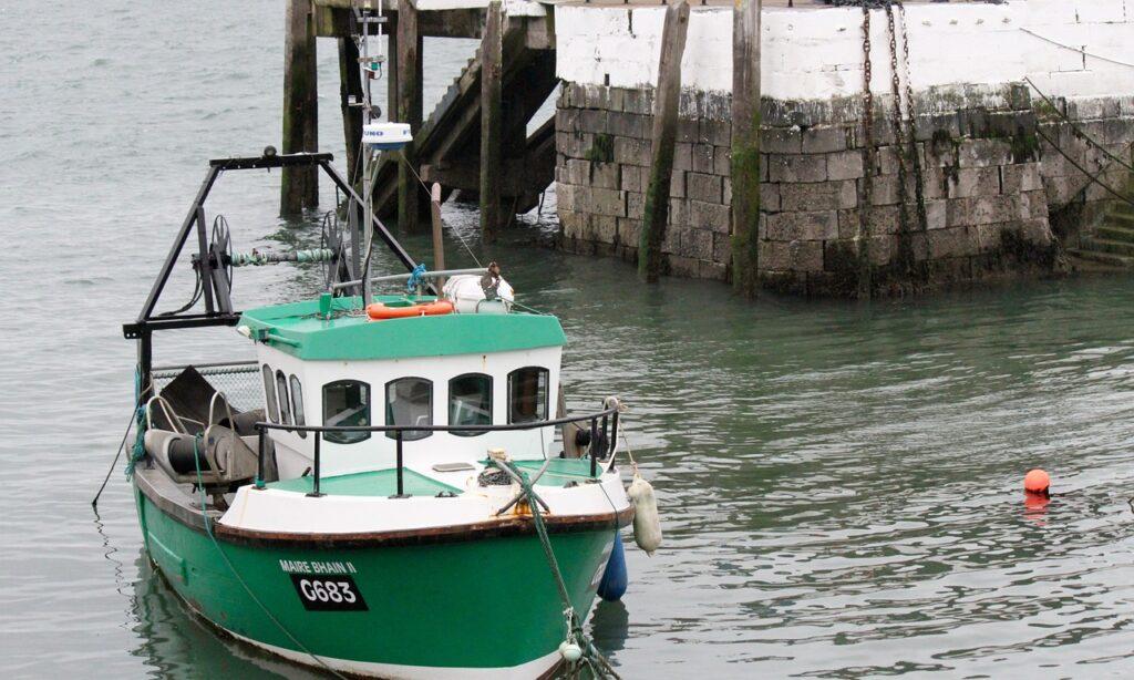 Irish Sea Fishing